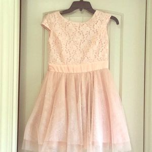 Short pink dress from Jcpenney